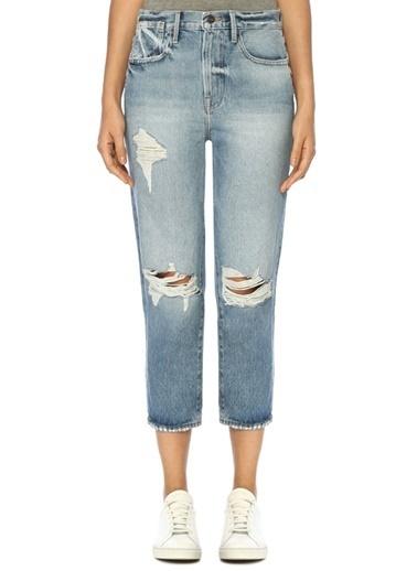 Frame Store Pantolon Mavi